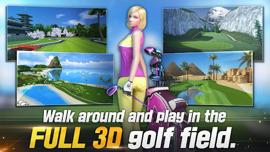 Download Golf Star Mod APK 8.7.1[Unlimited Money/ Stars] for Android 1