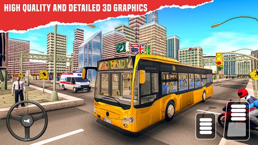 City Bus Simulator 1.0 screenshots 2