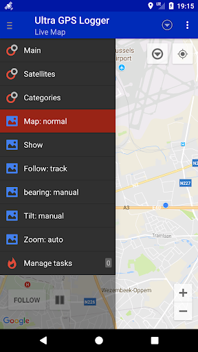 Download APK: Ultra GPS Logger v3.174 [Paid] [Patched] [Mod Extra]