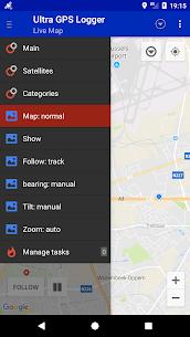 Ultra GPS Logger MOD APK [PAID] Download 3