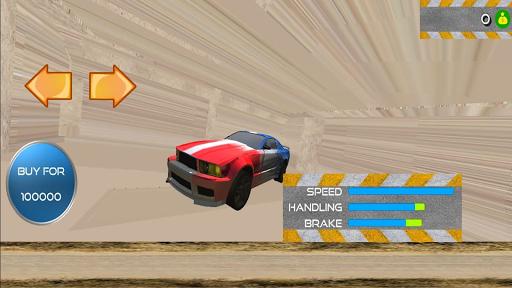 Desert Highway Rush - Hot Wheels Asphalt APK MOD (Astuce) screenshots 4
