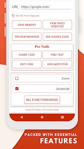 HTML Source Code Viewer Website 49.0 (Unlocked)