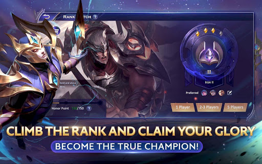 CL:Champions Legion | 5v5 MOBA android2mod screenshots 5