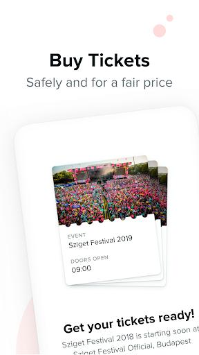 TicketSwap - Buy, Sell Tickets 21.01.4213 Screenshots 4