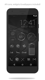 Glass Pack Transparent Theme (Pro Version) v3.2.9 [Patched] 1