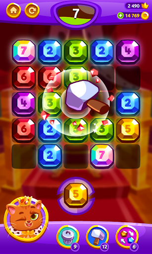 Bubbu Jewels - Merge Puzzle 1.13 screenshots 8