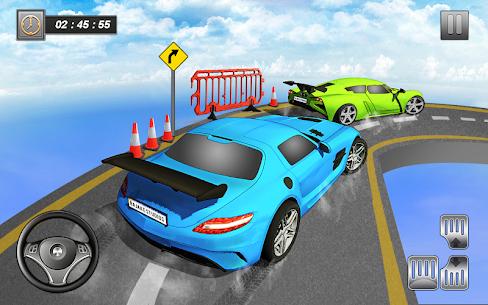 New Car Stunt Game 2021 : Jeep 4X4 Driving 5