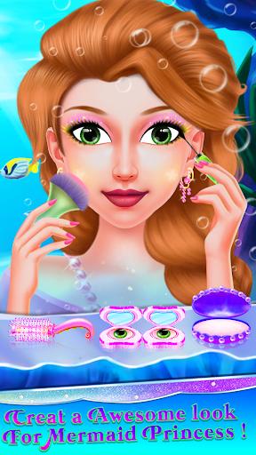 Mermaid Christmas Celebration 1.0.2 screenshots 2