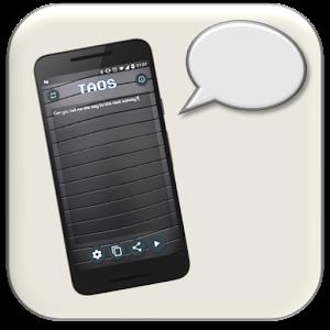 Let Your Mobile Speak!