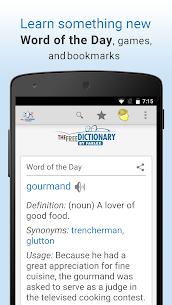 Dictionary Pro APK by TheFreeDictionary.com – Farlex 5