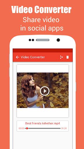 Video Converter - All formats video converter 2.0 Screenshots 5