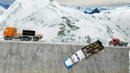 Truck Driver Games - Cargo Simulator Screenshot