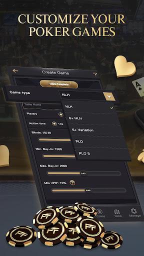 Pokerfishes - Host online games 1.0.46 screenshots 2