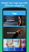 Yoga for beginners - Workouts Yoga for weight loss