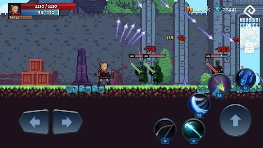 Darkrise – Pixel Classic Action RPG Mod 0.4.11.4 Apk (Unlimited Money/Gold) 5