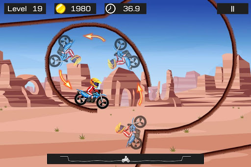 Top Bike - best physics bike stunt racing game filehippodl screenshot 5