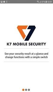 K7 Mobile Security MOD APK 1