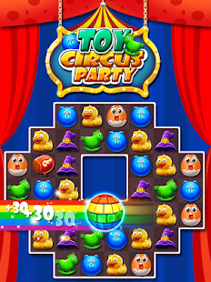 Toy Circus Party
