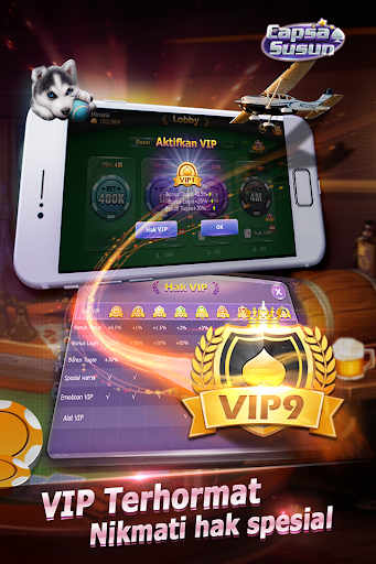 Capsa Susun(Free Poker Casino) 1.7.0 Screenshots 3