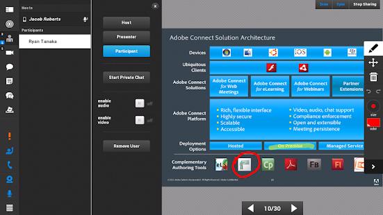 Adobe Connect 2.6.9 Screenshots 8