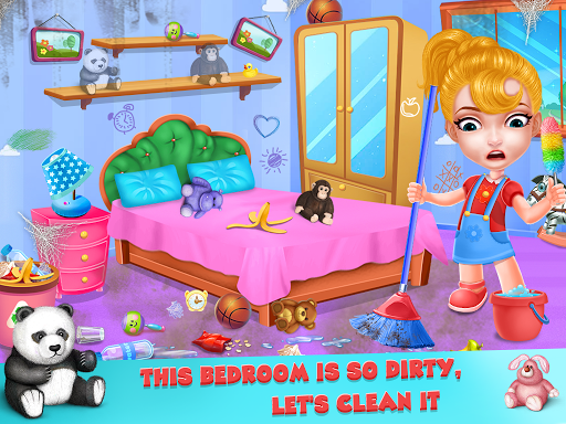Keep Your House Clean - Girls Home Cleanup Game 1.2.61 screenshots 3