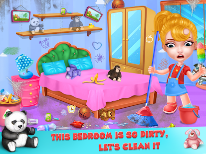 Keep Your House Clean - Girls Home Cleanup Game 1.2.60 Screenshots 3