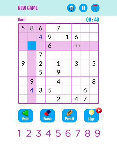 Sudoku 2021 2.4 screenshots 11