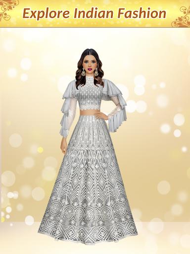 Indian Fashion Dressup Stylist  screenshots 17