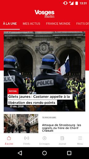 Vosges Matin 3.17.1 screenshots 1