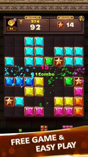 Jewels Block Puzzle Master 2021 screenshots 1