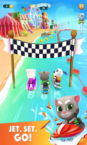 Talking Tom Jetski 2 1.5.1.451 screenshots 1