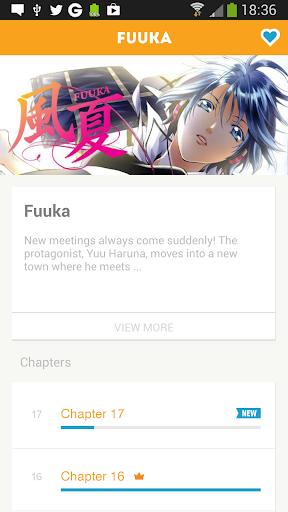 Crunchyroll Manga 4.1.1 Screenshots 4