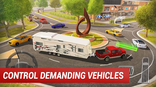 Roundabout 2: A Real City Driving Parking Sim Apk Download 2