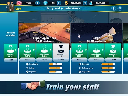 Airlines Manager - Tycoon 2020 Screenshot