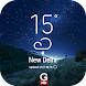 Weather Widget Galaxy S8 Pro S9 - Live Temperature Android