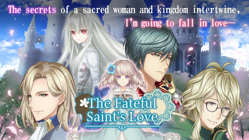Code Triche The Fateful Saint's Love  | Dating Sim Otome game (Astuce) APK MOD screenshots 1