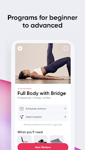 Sweat: Fitness App For Women MOD APK (SUBSCRIBED) Download 5