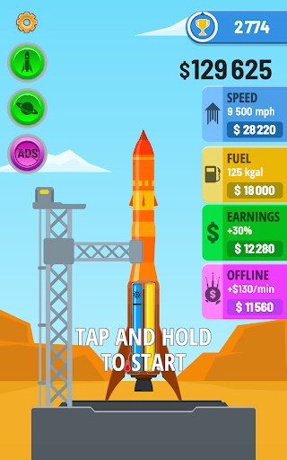Rocket Sky! 1.4.2 screenshots 11