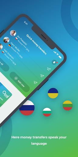 Opal Transfer: Money Transfer App  screenshots 2