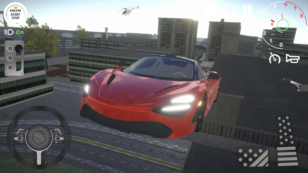 Fast&Grand: Car Driving Simulator Free Roam Games poster 2