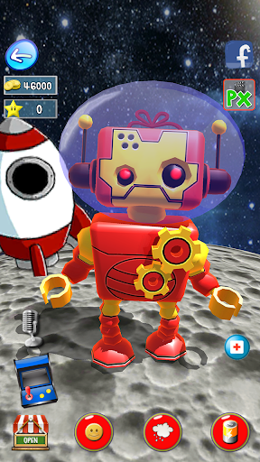 RoboTalking robot pet that listen and speaks 0.2.5 screenshots 9