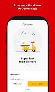 McDelivery- McDonald's India: Food Delivery App 10.30 Mod APK UNLOCKED 1