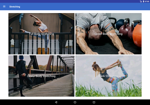 Flexibility Training & Stretching Exercise at Home 1.6.2 Screenshots 6