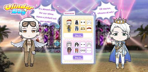 Vlinder Boy: Dress Up Games Character Avatar 1.2.0 screenshots 2