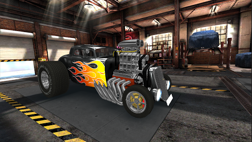 MUSCLE RIDER: Classic American Muscle Cars 3D 1.0.22 screenshots 4