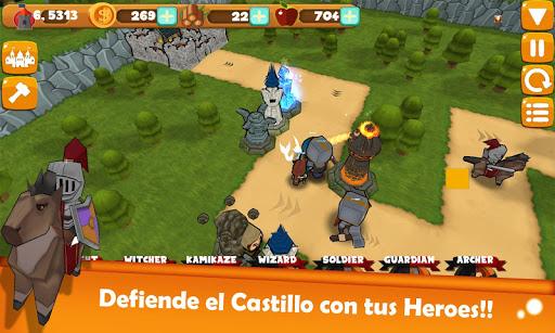 castle heroes td screenshot 3