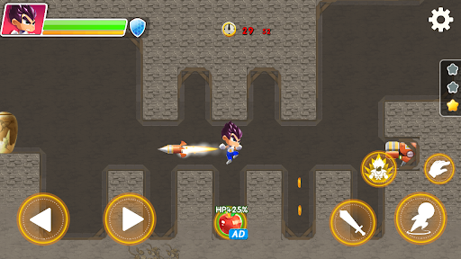 Hero the Man - Super Z Warriors 1.7.3.1 screenshots 5
