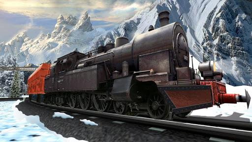 Train Games Simulator : Indian Train Driving Games 4.5 Screenshots 1
