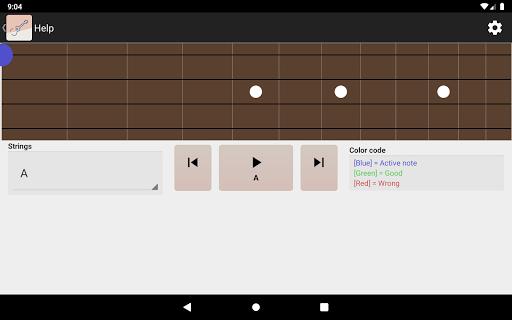 NDM - Ukulele (Learning to read musical notation)  screenshots 8