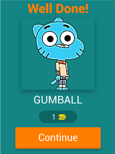 Gumball Quiz 8.8.3z screenshots 8
